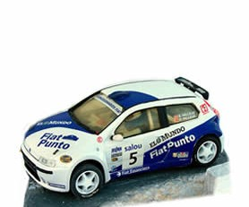Fiat Punto S1600 Vallejo – Ref: MR006