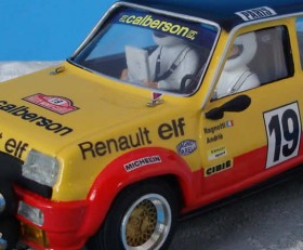 Renault 5 Gr.2 – RTR – Montecarlo – Ref: o003