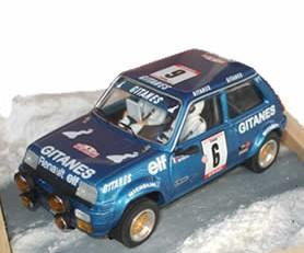 Renault 5 Gitanes – Tour de Corse – Kit
