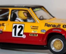 Renault 5 Calberson – Montecarlo – Frequelin Kit