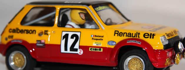 Nueva referencia, Renault 5 Gr.2 – Guy Frequelin – Montecarlo 1978