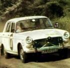 Peugeot 404 – Safari Rallye