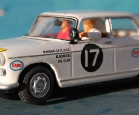 Peugeot 404 – Safari Rallye ready to run