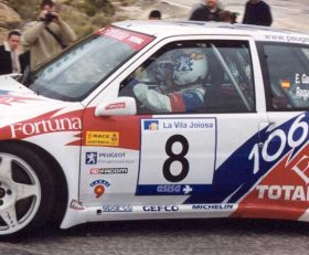 Peugeot 106 Maxi – Ojeda 2001 – Ref: MR021